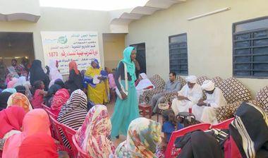 Directaid مشاريع اليوم العالمي لمهارات الشباب. Training courses for older orphans 9