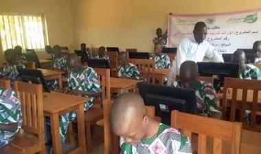 Directaid مشاريع اليوم العالمي لمهارات الشباب. Training courses for older orphans 12