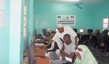 Directaid International Day for the Skills of Young People Projects Training courses for older orphans 16