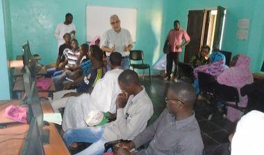 Directaid مشاريع اليوم العالمي لمهارات الشباب. Training courses for older orphans 18