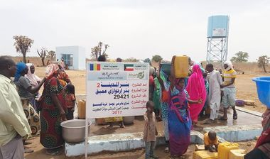 Directaid Water Projects Al-Madinah artesian well - 2 1