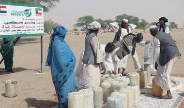 Directaid Water Projects Dhul Hijjah surface Wells 2 2