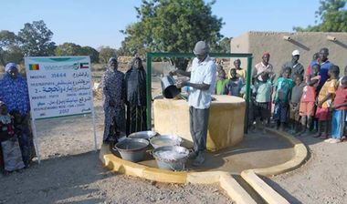 Directaid Water Projects Dhul Hijjah surface Wells 3