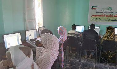 Directaid مشاريع اليوم العالمي لمهارات الشباب. Training courses for older orphans 19