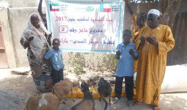 Directaid مشاريع التنمية Development Goat -1 17