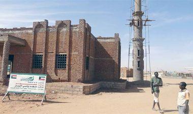 Directaid مساجد ومشاريع دعوية Rawasi Al-Eman Masjid 9