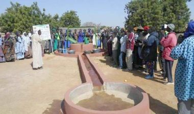 Directaid Water Projects Dhul Hijjah surface Wells 4
