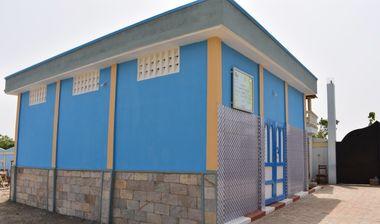 Directaid مشاريع التنمية Bank Arafa for Grain 2