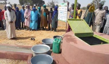 Directaid Water Projects Dhul Hijjah surface Wells 6