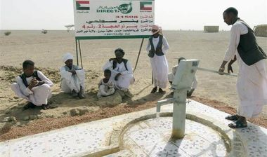 Directaid Water Projects Dhul Hijjah surface Wells 2 7