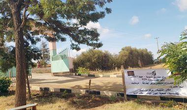 Directaid مشاريع التنمية Afforestation Orphanage 3