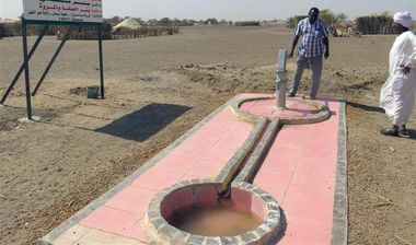 Directaid Water Projects Safa and Marwa Well 3