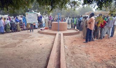 Directaid Water Projects Dhul Hijjah surface Wells 9