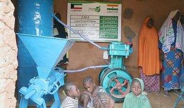 Directaid development Al-Khair Mill-2 1