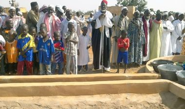 Directaid Water Projects Dhul Hijjah surface Wells 11