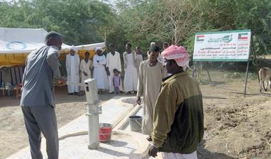 Directaid Water Projects Dhul Hijjah surface Wells 2 11