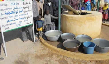 Directaid Water Projects Dhul Hijjah surface Wells 14