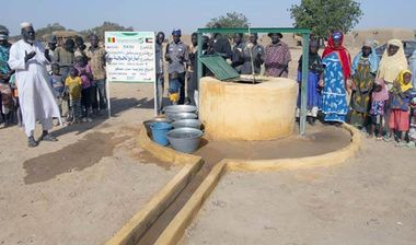 Directaid Water Projects Dhul Hijjah surface Wells 15