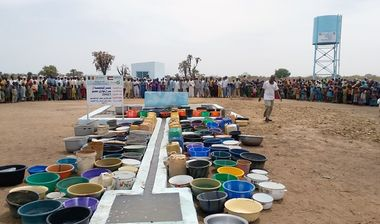 Directaid Water Projects Al-Madinah artesian well - 2 8