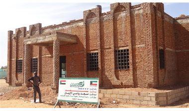Directaid مساجد ومشاريع دعوية Rawasi Al-Eman Masjid 15