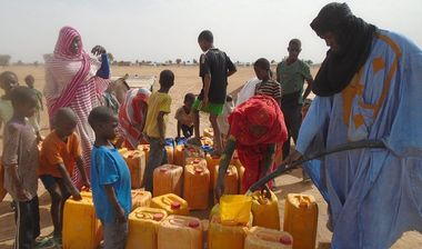 Directaid Water Projects AL Khair Well 5 7