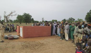 Directaid Water Projects Mali well 1 2
