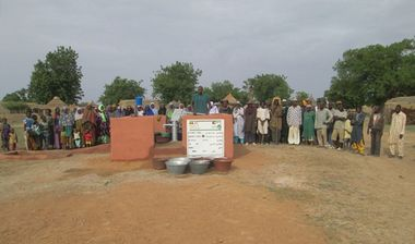 Directaid Water Projects Mali well 1 1