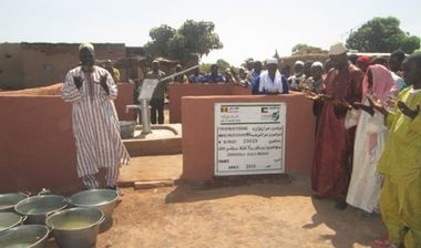 Directaid Water Projects Mali well 2 1