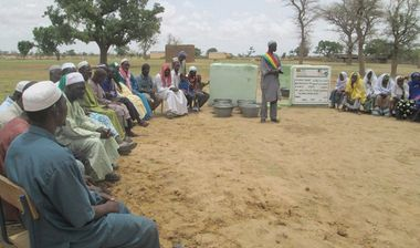 Directaid Water Projects Mali well 4 2
