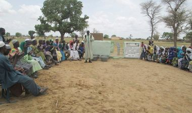Directaid Water Projects Mali well 4 1