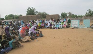 Directaid Water Projects Mali well 5 3