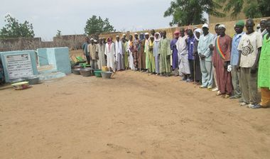 Directaid Water Projects Mali well 5 4
