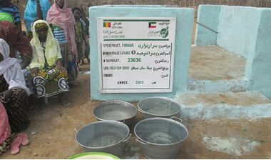 Directaid Water Projects Mali well 5 1