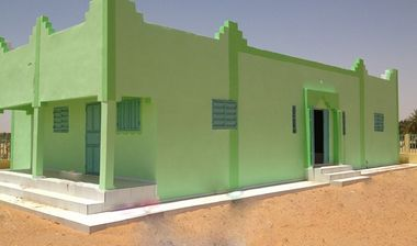 Directaid  Development of Al-Khair Clinic 1 1