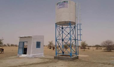 Directaid Water Projects Shawwal Well 1