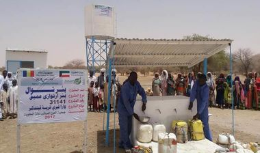 Directaid Water Projects Shawwal Well 2
