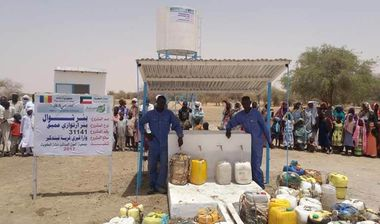 Directaid Water Projects Shawwal Well 6