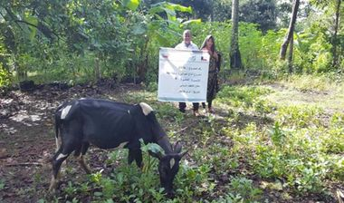 Directaid development Animal Production Project - For Poor Families 4 1