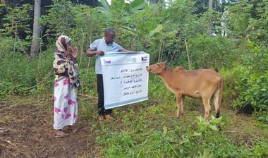 Directaid  Cows Project - Poor Family-3 1