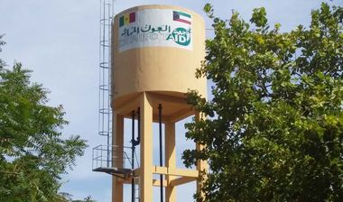 Directaid Water Projects Al-Amal Well-the first 2