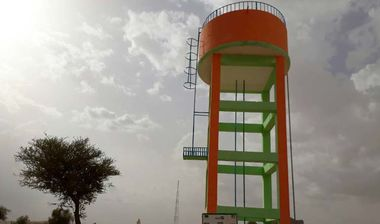 Directaid Water Projects Mecca Artesian Well - Mauritania 2