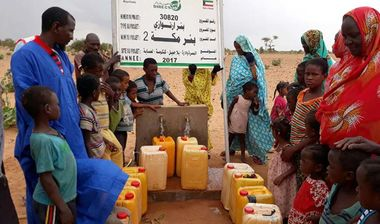 Directaid Water Projects Mecca Artesian Well - Mauritania 1