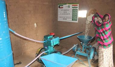 Directaid development Al-Sanabel Mill - 2 3