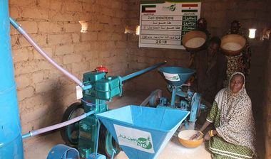 Directaid development Al-Sanabel Mill - 3 1