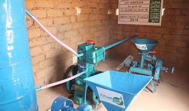Directaid مشاريع التنمية Al-Sanabel Mill - 3 3