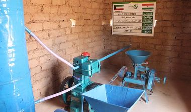 Directaid development Al-Sanabel Mill - 3 5