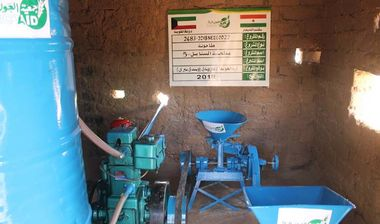 Directaid development Al-Sanabel Mill - 5 5