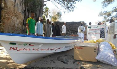 Directaid مشاريع التنمية stop destitution - a fishing boat project-3 3