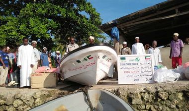 Directaid development stop destitution - a fishing boat project 2