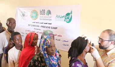 Directaid Eye Projects Eye Camp - 50 11
